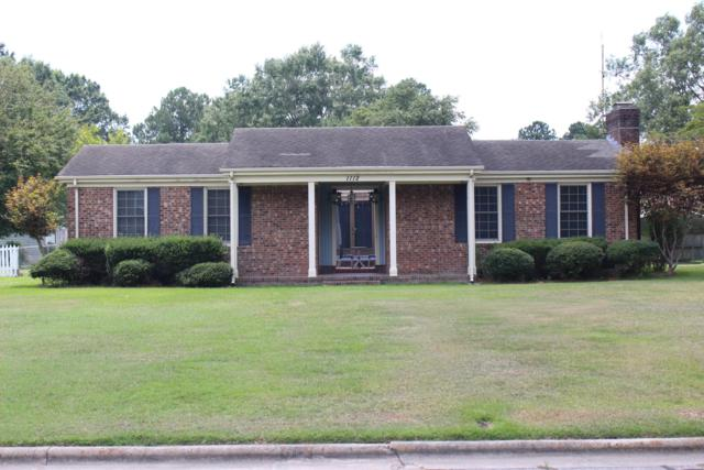 1112 Crestview Drive, Tarboro, NC 27886 (MLS #100175745) :: Courtney Carter Homes