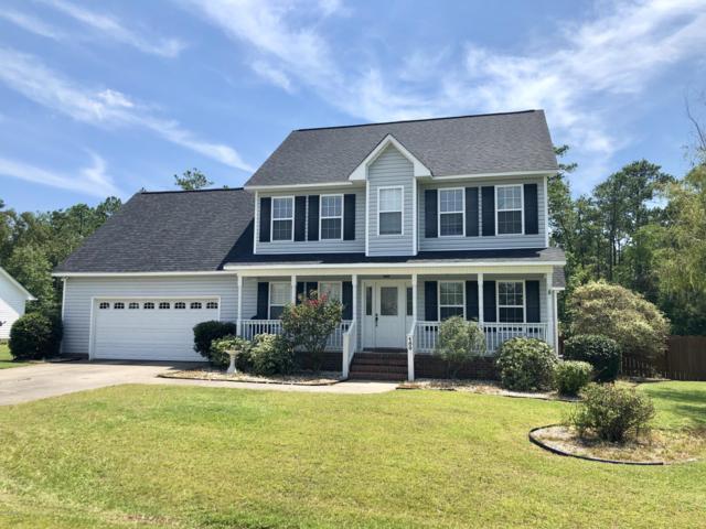 104 Quarter Horse, Havelock, NC 28532 (MLS #100175794) :: Lynda Haraway Group Real Estate