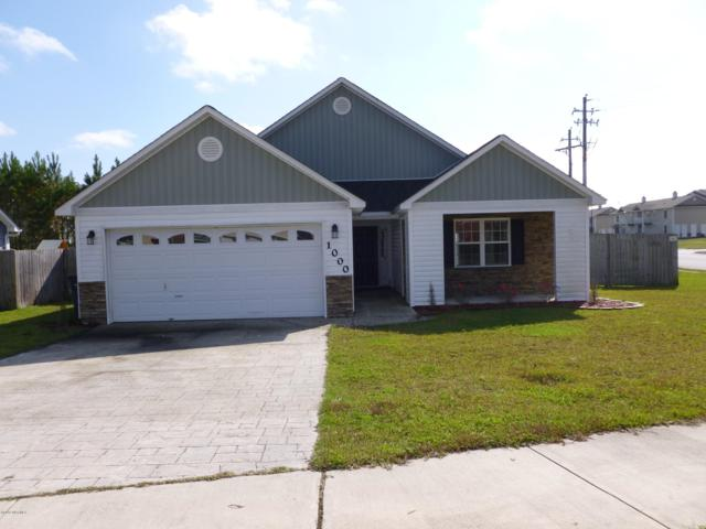 1000 W Wt Whitehead Drive, Jacksonville, NC 28546 (MLS #100175804) :: Chesson Real Estate Group
