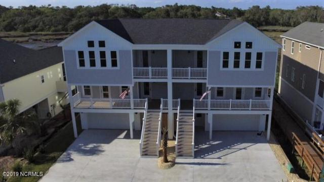 203a&b 16th Place E, Oak Island, NC 28465 (MLS #100175836) :: Donna & Team New Bern