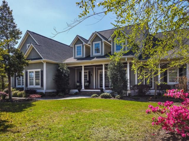 3861 Ridge Crest Drive, Southport, NC 28461 (MLS #100175859) :: The Keith Beatty Team