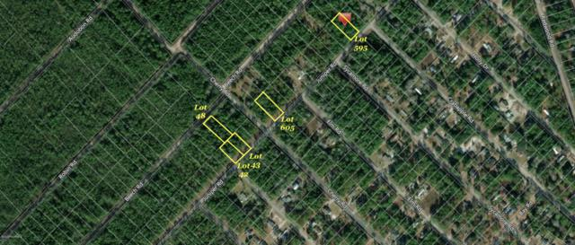 7 Lots Juniper Road, Southport, NC 28461 (MLS #100175865) :: The Keith Beatty Team