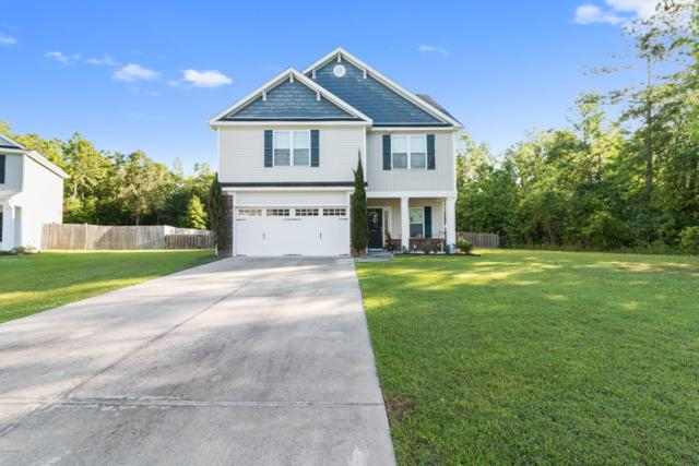504 Shadyside Court, Jacksonville, NC 28540 (MLS #100175881) :: RE/MAX Elite Realty Group