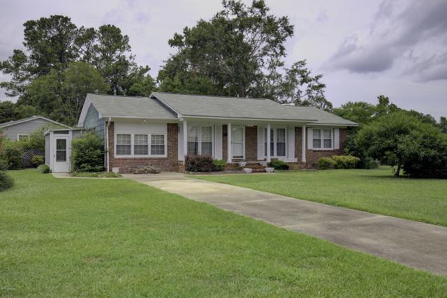 2601 Country Club Road, Jacksonville, NC 28546 (MLS #100175884) :: David Cummings Real Estate Team