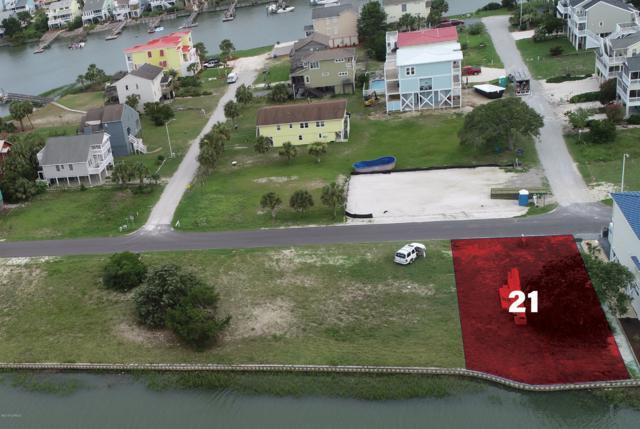 Lot 21 North Shore Drive, Sunset Beach, NC 28468 (MLS #100175899) :: Century 21 Sweyer & Associates