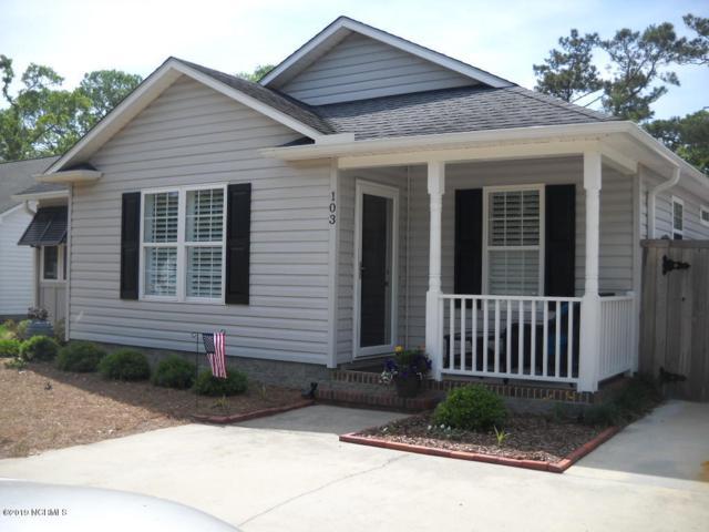 103 NW 13th Street, Oak Island, NC 28465 (MLS #100175901) :: Donna & Team New Bern