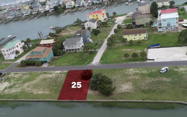 Lot 25 North Shore Drive, Sunset Beach, NC 28468 (MLS #100175912) :: Century 21 Sweyer & Associates