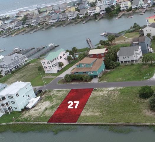 Lot 27 North Shore Drive, Sunset Beach, NC 28468 (MLS #100175914) :: Century 21 Sweyer & Associates
