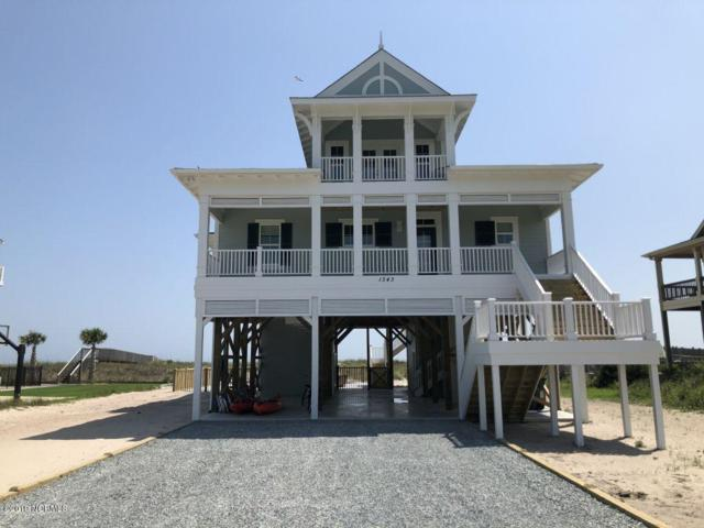 1343 Ocean Boulevard W, Holden Beach, NC 28462 (MLS #100175944) :: Berkshire Hathaway HomeServices Myrtle Beach Real Estate
