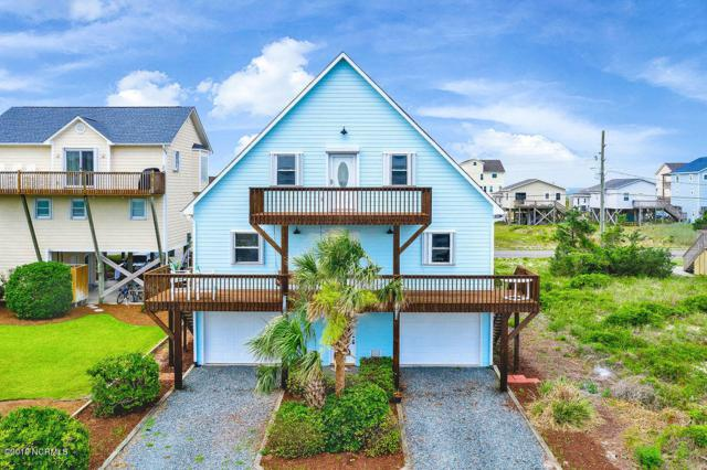 1313 Carolina Boulevard, Topsail Beach, NC 28445 (MLS #100175958) :: Vance Young and Associates