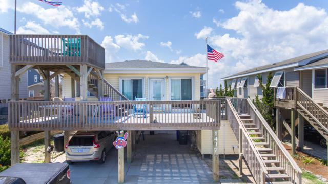 1417 N Shore Drive, Surf City, NC 28445 (MLS #100176029) :: RE/MAX Elite Realty Group