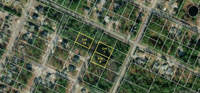 4 Lots Pinehurst Road, Southport, NC 28461 (MLS #100176071) :: Berkshire Hathaway HomeServices Myrtle Beach Real Estate