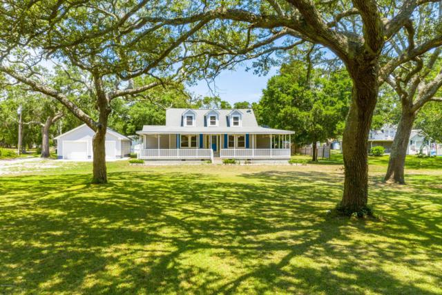 489 Island Road, Harkers Island, NC 28531 (MLS #100176080) :: RE/MAX Elite Realty Group
