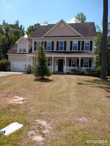 128 Whiteleaf Drive, Jacksonville, NC 28546 (MLS #100176121) :: David Cummings Real Estate Team
