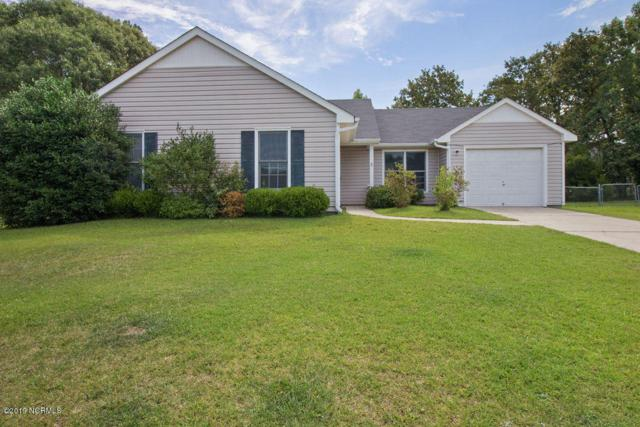 105 Caswell Court, Jacksonville, NC 28546 (MLS #100176130) :: RE/MAX Elite Realty Group