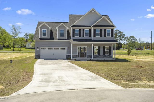 120 Tides End Drive, Holly Ridge, NC 28445 (MLS #100176185) :: Lynda Haraway Group Real Estate