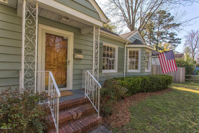 705 Mercer Avenue, Wilmington, NC 28403 (MLS #100176194) :: David Cummings Real Estate Team