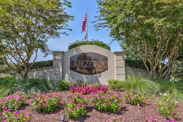 4134 Breezewood Drive #103, Wilmington, NC 28412 (MLS #100176239) :: David Cummings Real Estate Team