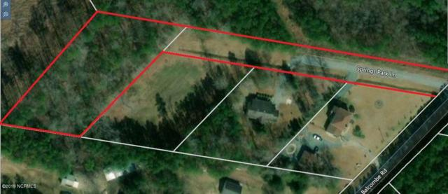 Lot 0 Spring Park Lane, Rocky Point, NC 28457 (MLS #100176253) :: RE/MAX Elite Realty Group