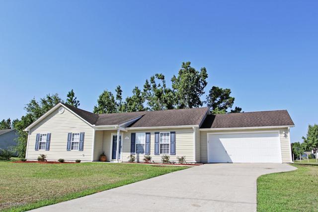 1664 New Bern Street, Newport, NC 28570 (MLS #100176281) :: The Pistol Tingen Team- Berkshire Hathaway HomeServices Prime Properties