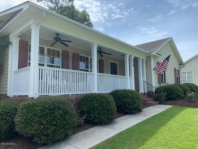410 Tidal Court, Swansboro, NC 28584 (MLS #100176368) :: RE/MAX Elite Realty Group