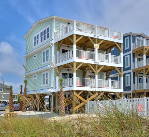 809 Ocean Drive, Oak Island, NC 28465 (MLS #100176411) :: Berkshire Hathaway HomeServices Myrtle Beach Real Estate