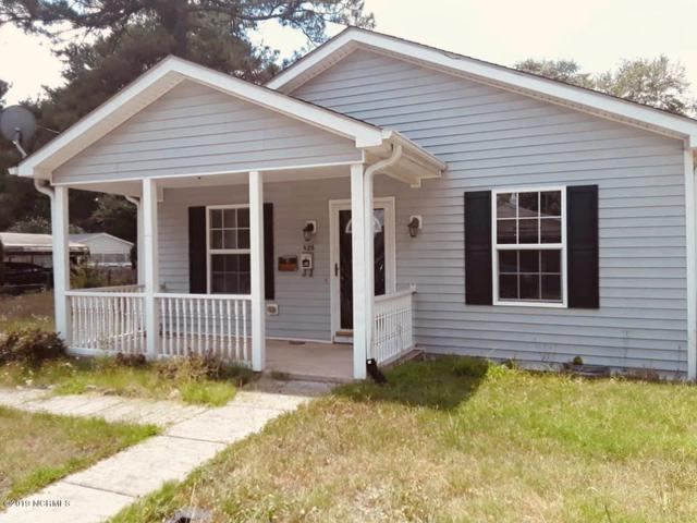 625 White Street, Selma, NC 27576 (MLS #100176471) :: Vance Young and Associates