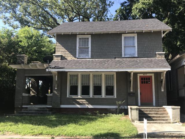 407 W 4th Street, Greenville, NC 27834 (MLS #100176500) :: Century 21 Sweyer & Associates