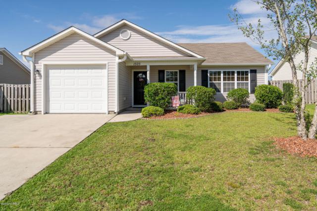 1525 Pine Harbor Way, Leland, NC 28451 (MLS #100176506) :: Century 21 Sweyer & Associates