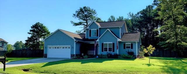 164 E Ridge Court, Jacksonville, NC 28540 (MLS #100176531) :: RE/MAX Elite Realty Group