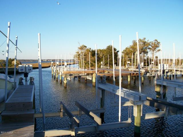 245 Bayview Drive Slip #65, Harkers Island, NC 28531 (MLS #100176539) :: Century 21 Sweyer & Associates