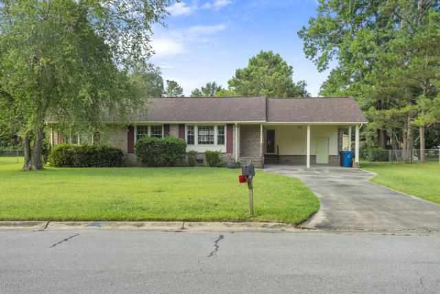 506 Thomas Drive, Jacksonville, NC 28546 (MLS #100176557) :: Berkshire Hathaway HomeServices Prime Properties