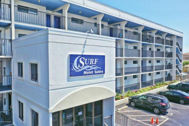 711 S Lumina Avenue #411, Wrightsville Beach, NC 28480 (MLS #100176602) :: The Chris Luther Team