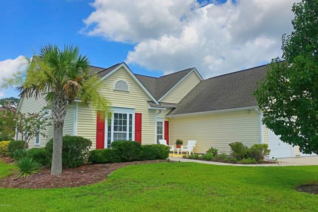 499 Sandpiper Bay Drive SW, Sunset Beach, NC 28468 (MLS #100176627) :: The Bob Williams Team