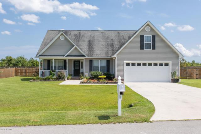 141 Weste Avenue, Jacksonville, NC 28540 (MLS #100176639) :: The Chris Luther Team