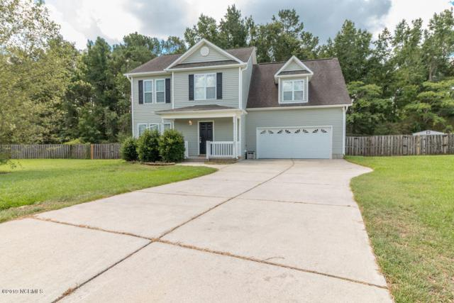201 Bright Leaf Lane, Jacksonville, NC 28540 (MLS #100176666) :: Lynda Haraway Group Real Estate