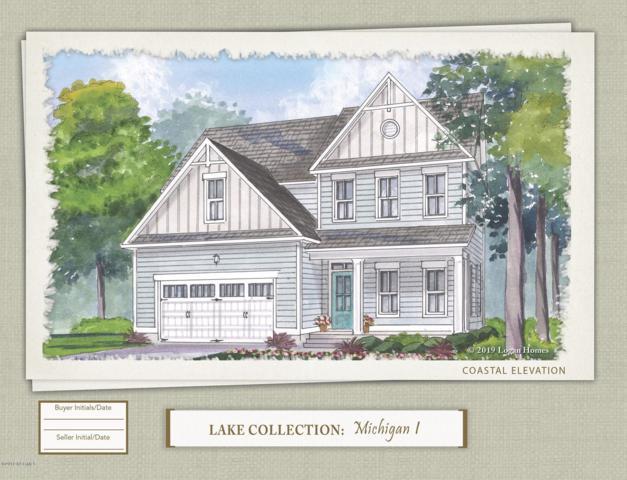 11 Violetear Ridge Lot #58, Hampstead, NC 28443 (MLS #100176704) :: The Keith Beatty Team