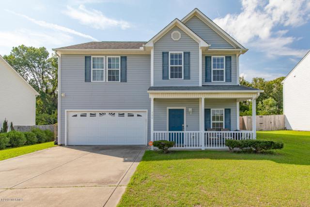 408 Rhodestown Road, Jacksonville, NC 28540 (MLS #100176722) :: Donna & Team New Bern