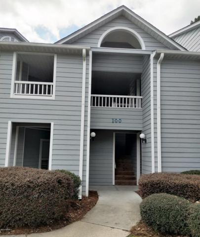 100 Breezewood Drive B, Greenville, NC 27858 (MLS #100176735) :: Berkshire Hathaway HomeServices Hometown, REALTORS®
