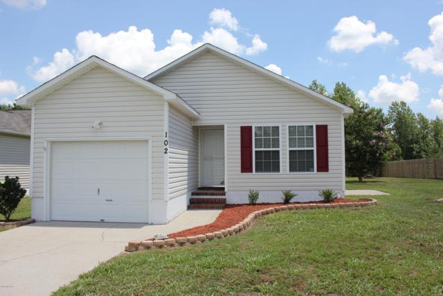 102 Old Glory Lane, Jacksonville, NC 28540 (MLS #100176760) :: Coldwell Banker Sea Coast Advantage