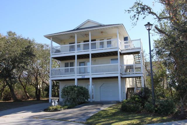 102 S Harbor Drive, Surf City, NC 28445 (MLS #100176774) :: Berkshire Hathaway HomeServices Hometown, REALTORS®