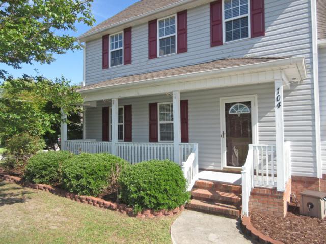 104 Orkney Drive, Jacksonville, NC 28540 (MLS #100176782) :: Coldwell Banker Sea Coast Advantage