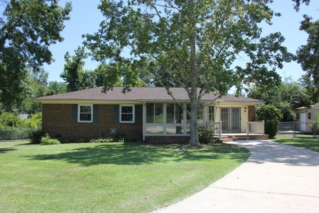 206 Sterling Road, Jacksonville, NC 28546 (MLS #100176788) :: Coldwell Banker Sea Coast Advantage