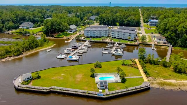 5400 E Yacht Drive D6, Oak Island, NC 28465 (MLS #100176820) :: Coldwell Banker Sea Coast Advantage