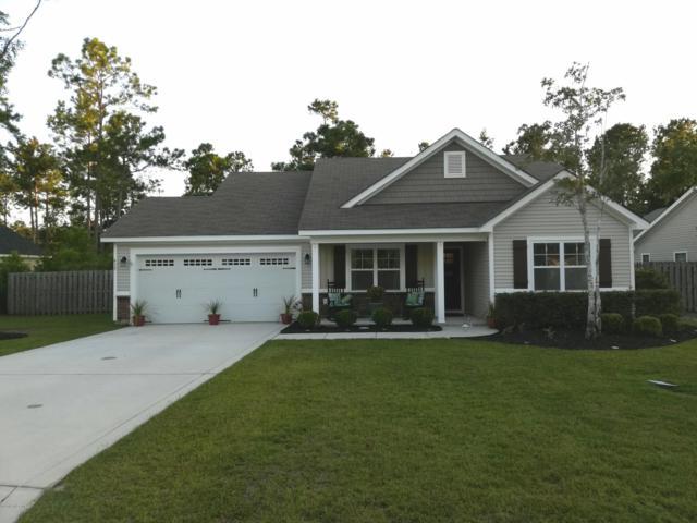 417 Ridgeway Drive, Sneads Ferry, NC 28460 (MLS #100176821) :: Coldwell Banker Sea Coast Advantage