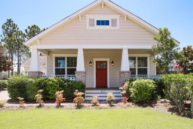 817 Wildflower Drive, Holly Ridge, NC 28445 (MLS #100176826) :: Coldwell Banker Sea Coast Advantage