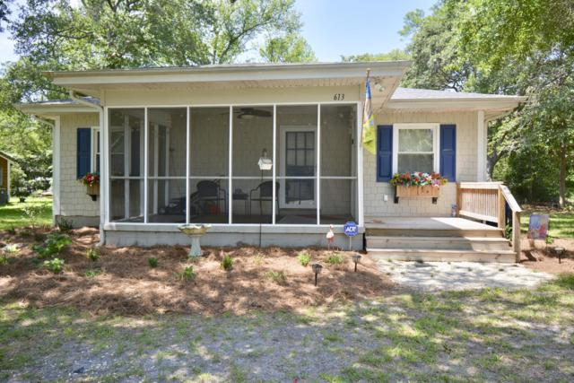 613 40th Avenue S, North Myrtle Beach, SC 29582 (MLS #100176869) :: The Cheek Team
