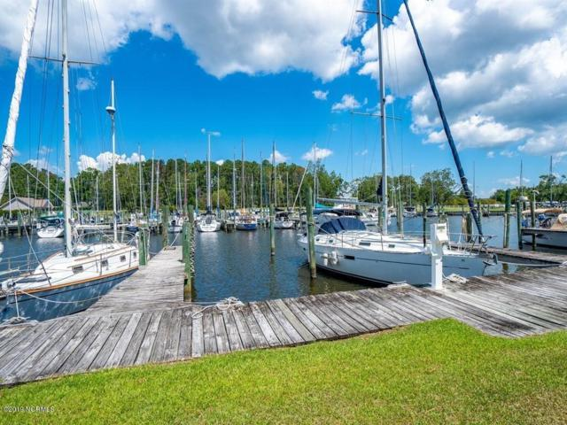 44 Pecan Grove Marina #44, Oriental, NC 28571 (MLS #100177118) :: Carolina Elite Properties LHR