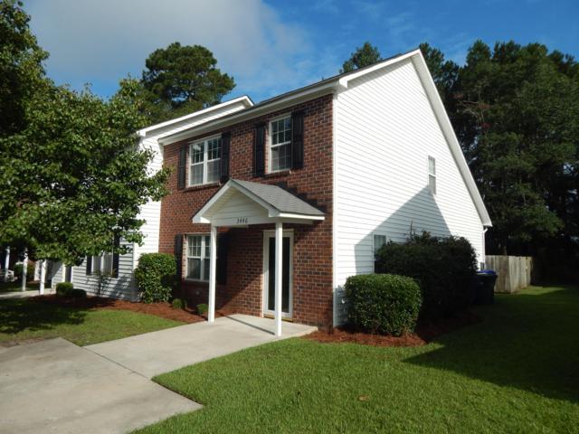 3446 Westgate Drive, Greenville, NC 27834 (MLS #100177186) :: Coldwell Banker Sea Coast Advantage