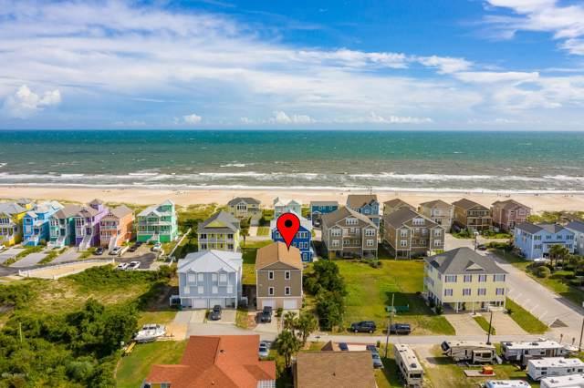 204 Asbury Avenue Unit - A, Atlantic Beach, NC 28512 (MLS #100177235) :: The Bob Williams Team